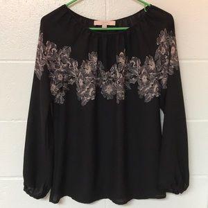 NWOT LOFT DRESS SHIRT